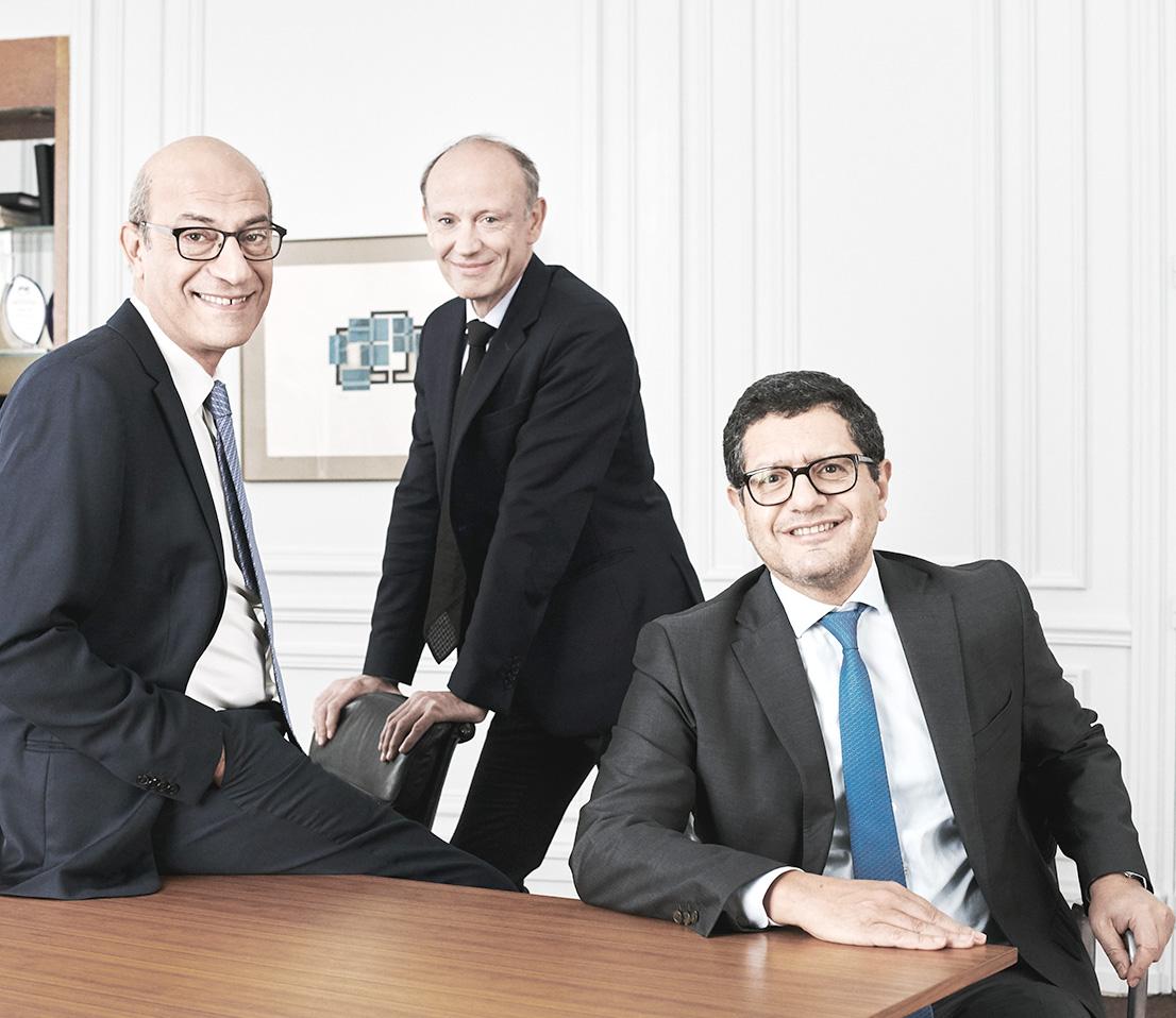 Direction de Banque Misr Paris